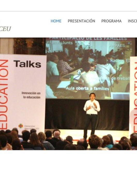 TED Talks: Innovación en la educación