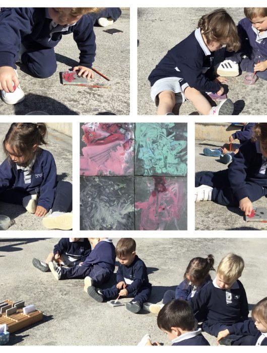 Llar2 disfruta del entorno de la escuela
