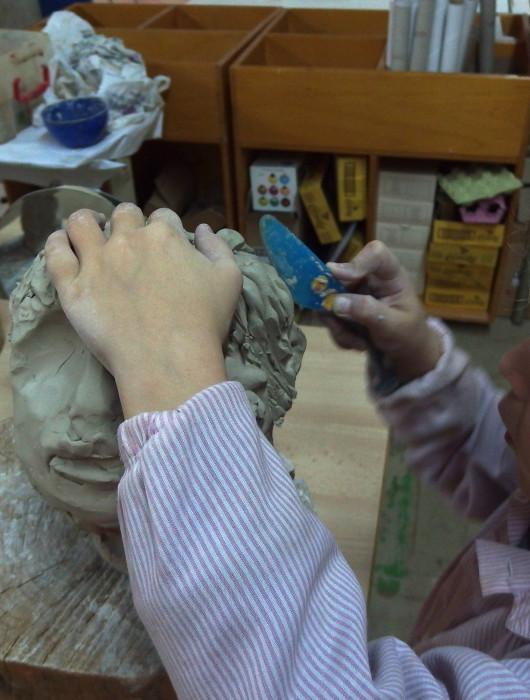 Modelado de cabezas
