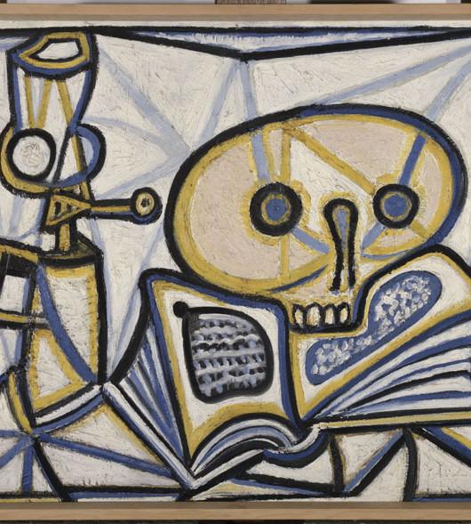 Picasso y el arte románico