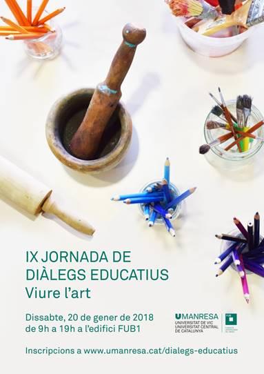 "Jornada "" Vivir el Arte"""