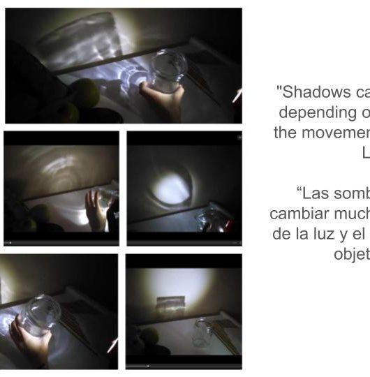 Pensamientos sombras